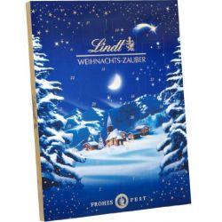 Lindt & Sprüngli Weihnachts-Zauber, Adventskalender für Erwachsene, 1er Pack (1 x 265 g)