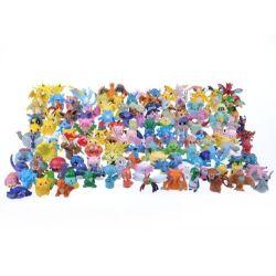 24 verschiedene Pokemon Figuren 1-3cm NEU & OVP -->optimal für Adventskalender thematys®
