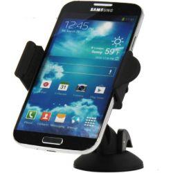 Luxburg® Auto KFZ Halterung größenverstellbar für Samsung Galaxy S5 / Galaxy S4 / Galaxy Note 4 / Galaxy Note 3