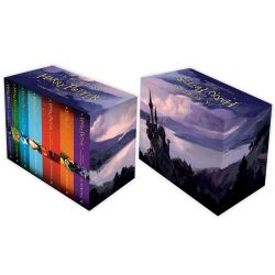 Harry Potter Paperback Boxed Set: The Complete Collection*, The Harry Potter Children's Editions by J.K. Rowling, 9781408856772.