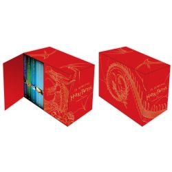 Harry Potter Hardback Boxed Set: The Complete Collection*, The Harry Potter Children's Editions by J.K. Rowling, 9781408856789.