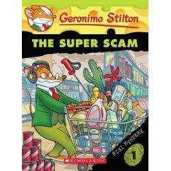 The Super Scam, Geronimo Stilton Mini Mystery : Book 1 by Geronimo Stilton, 9780545560160.