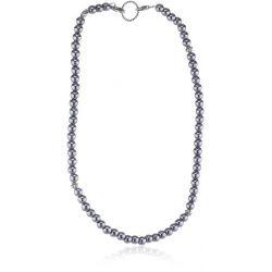 edc by Esprit Damen-Kette Innocent Pearl Pearly Grau EENL10247A420
