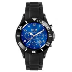 Ice-Watch Armbanduhr ice-Blue-Chrono Big Blau IB.CH.BBE.B.S.11