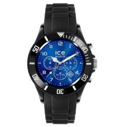 Ice-Watch Armbanduhr ice-Blue-Chrono Big Blau IB.CH.BBE.B.S.11