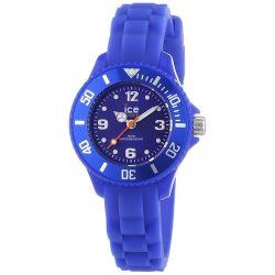 Ice-Watch Unisex-Armbanduhr Analog Quarz Silikon SI.BE.M.S.13