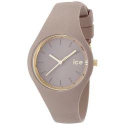 Ice-Watch Damen-Armbanduhr Glam Forest Caribou Analog Quarz Silikon ICE.GL.CAR.S.S.14