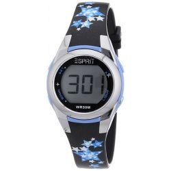 Esprit Mädchen-Armbanduhr sassy star Digital Quarz Resin ES906454004