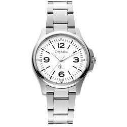 Orphelia Damen-Armbanduhr XS Analog Edelstahl 155-2700-18