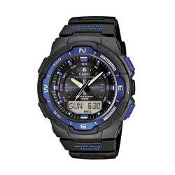 Casio Herren-Armbanduhr XL Collection Analog - Digital Quarz Resin SGW-500H-2BVER