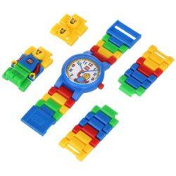 LEGO Kinder-Armbanduhr LEGO Classic Watch Analog plastik blau 9005732