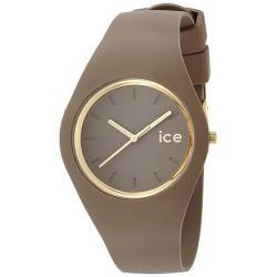 Ice-Watch Unisex-Armbanduhr Glam Forest Caribou Analog Quarz Silikon ICE.GL.CAR.U.S.14
