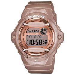 Casio Damen-Armbanduhr Baby-G Digital Quarz Resin BG-169G-4ER