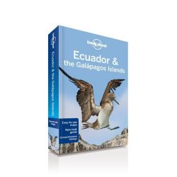Ecuador & the Galapagos Islands, Lonely Planet Travel Guide : 9th Edition by Lonely Planet, 9781741798098.