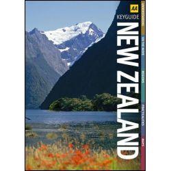 AA Key Guide New Zealand by AA Publishing, 9780749562335.