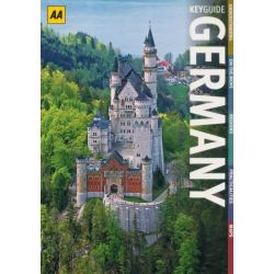 AA Key Guide Germany by AA Publishing, 9780749562311.