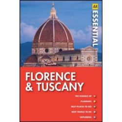 AA Essential Travel Guide Florence and Tuscany by AA Publishing, 9780749565275.