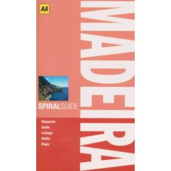 AA Spiral Guide Madeira by AA Publishing, 9780749559717.