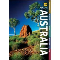 AA Key Guide Australia by AA Publishing, 9780749567545.