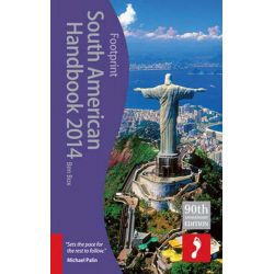 South American Handbook 2014, Footprint Handbook by Ben Box, 9781907263774.