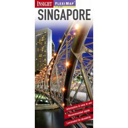 Insight Flexi Map : Singapore by Insight Guides, 9781780053561.