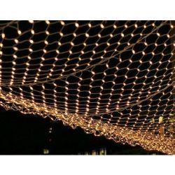 Deko-Woerner Netzlicht,300x240cm,klar/klar,innen/E