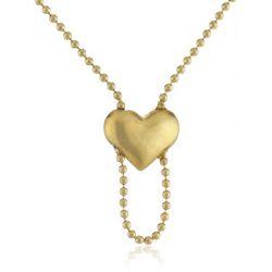 Pilgrim Damen-Halskette aus der Serie Charms Vergoldet 38 cm 40122-9002