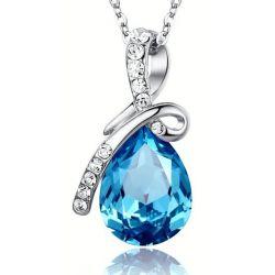 Arco Iris Schmuck Damen Halskette mit Swarovski-Kristall-Elementen, Länge 44,5cm 2101401