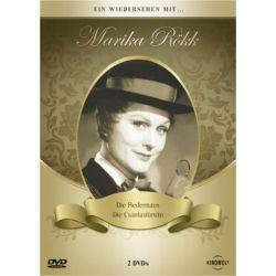 Ein Wiedersehen mit ... Marika Rökk [2 DVDs]