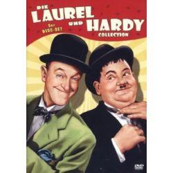 Laurel & Hardy - Die Laurel und Hardy Collection [5 DVDs]