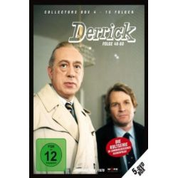Derrick - Collector's Box Vol. 04 (Folge 46-60) [5 DVDs]