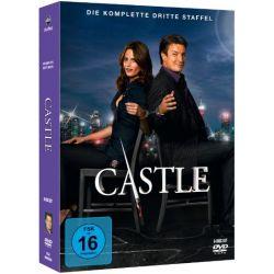 Castle - Die komplette dritte Staffel [6 DVDs]
