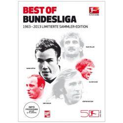 50 Jahre Bundesliga - Best of Bundesliga 1963-2013: Offizielle Limitierte Sammler-Edition (7-DVD-Box) [Limited Edition]