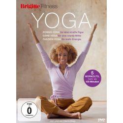 Brigitte Fitness - Yoga: Power-Yoga, Core-Yoga, Faszien-Yoga