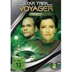 Star Trek - Voyager/Season-Box 2 [7 DVDs]