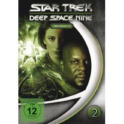 Star Trek -Deep Space Nine/Season-Box 2 [7 DVDs]