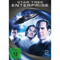 Star Trek - Enterprise/Season-Box 2 [7 DVDs]