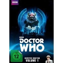 Doctor Who - Siebter Doktor, Volume 1 [4 DVDs]