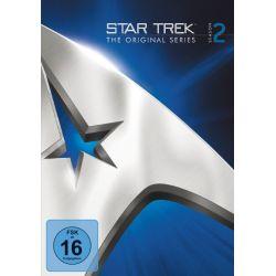 Star Trek - Raumschiff Enterprise - Staffel 2 [7 DVDs]