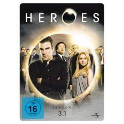 Heroes - Season 3.1 (3 DVDs, limited Steelbook)