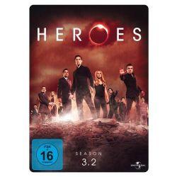 Heroes - Season 3.2 (3 DVDs, limited Steelbook)