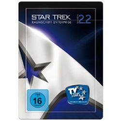 Star Trek - Raumschiff Enterprise: Season 2.2, Remastered (4 DVDs im Steelbook)