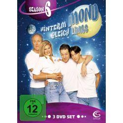 Hinterm Mond gleich links - Season 6 (3 DVDs)