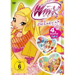 Winx Club - 4.Staffel - Teil 3 (mit Holo-Glitzer-Effekten)