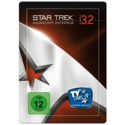 Star Trek - Raumschiff Enterprise: Season 3.2, Remastered (3 DVDs im Steelbook)