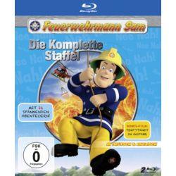 Feuerwehrmann Sam - Die komplette Staffel in CGI+ Film (BluRay) [Blu-ray]