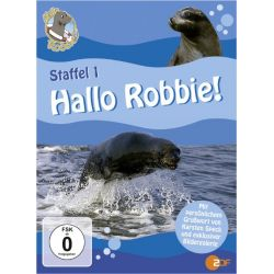 Hallo Robbie! - Staffel 1 [2 DVDs]