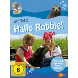 Hallo Robbie! - Staffel 2 [3 DVDs]