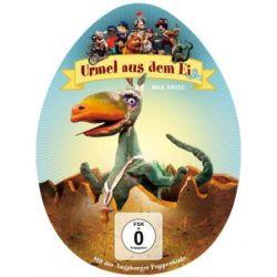 Augsburger Puppenkiste - Urmel aus dem Eis + die schönsten Lieder aus der Augsburger Puppenkiste (Blechdose mit 1 DVD + 1 CD)