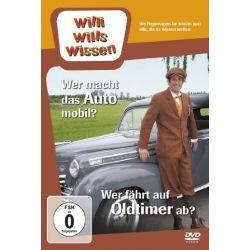 Willi will's wissen - Wer macht das Auto mobil? / Wer fährt auf Oldtimer ab?
